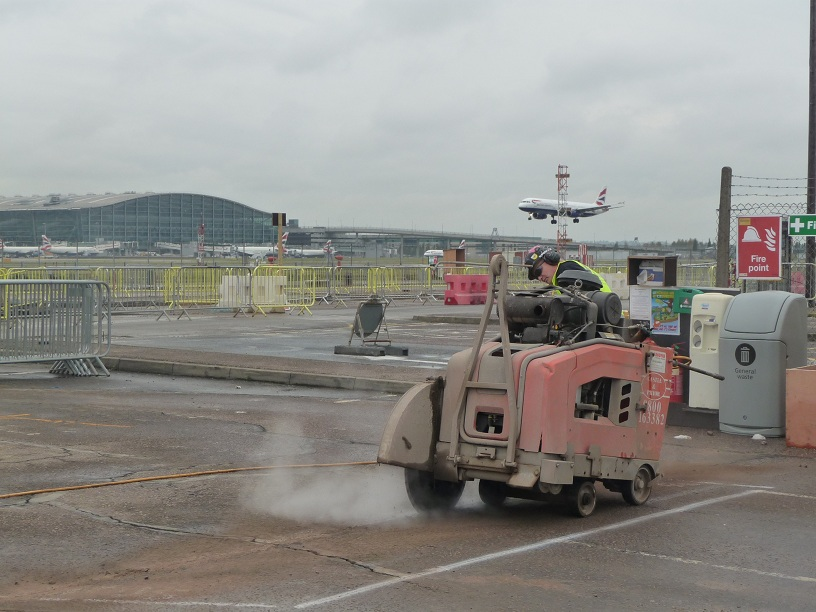 Castle-and-Pryor-Floor-Sawing-at-Londons-Heathrow-Airport