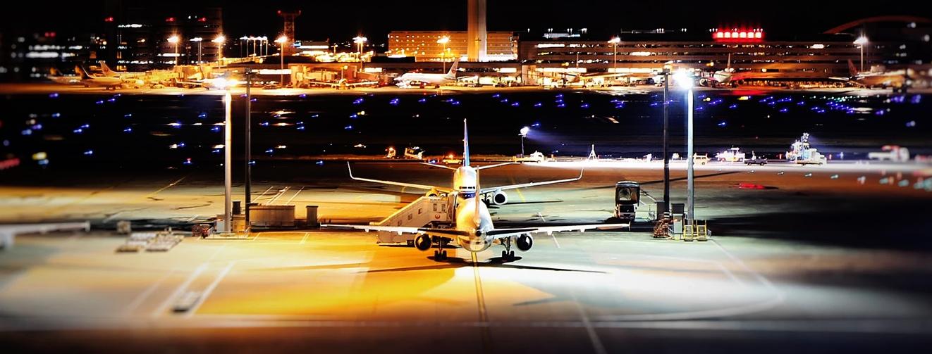Airfield Led Light Installation