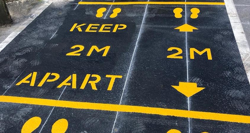 Covid19 Floor Markings V2