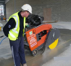 Diamond Floor Sawing And Concrete Saw Cutting