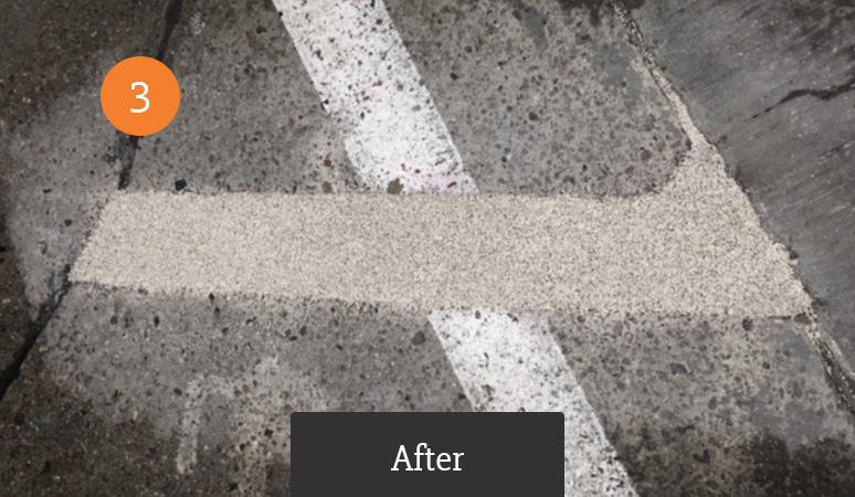 After Maxicrete Concrete Repairs